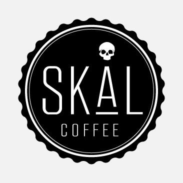 skall coffee logo